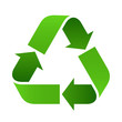 Recycle sign - vector illustration