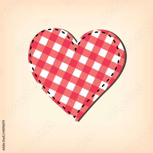 Valentine day heart