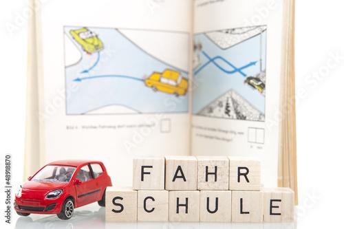 Fahrschule © Matthias Buehner