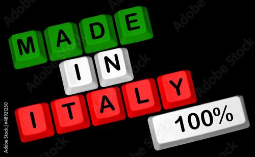 Made in Italy tastiera 4