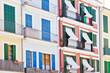 Spanische Fassade