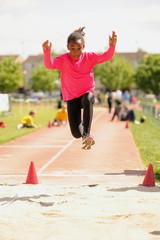 enfant athlète
