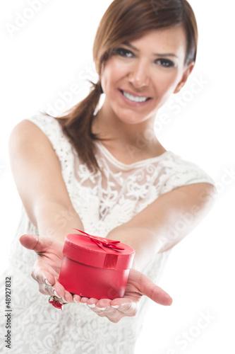 Geschenke machen glücklich