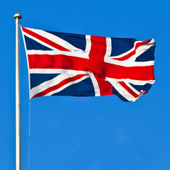Union Flag of Great Britain