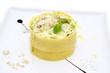 Салат из крабов и сыра