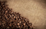 roasted brown coffee beans - 48933668