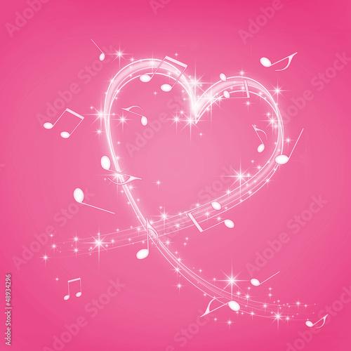 バレンタインと音楽