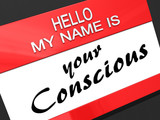 Hello My Name is Your Conscious. poster