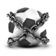Chained football