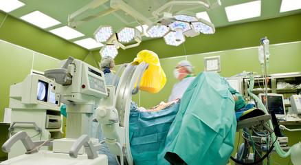 hospital operation scanner