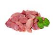 Gulasch (Schweinefleisch)