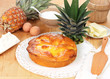 Torta con ananas - Cake with pineapple