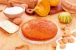 Torta con la zucca - Pumpkin pie