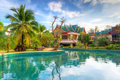 Tropikalne wakacje w Tajlandii