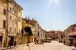 La place des Cardeurs d'Aix en Provence - 48943833