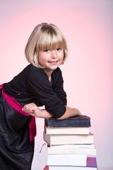 first grade girl