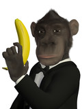 "Mr.Monkey - ""Banana Bond"""
