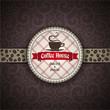 Menu for restaurant. Coffee