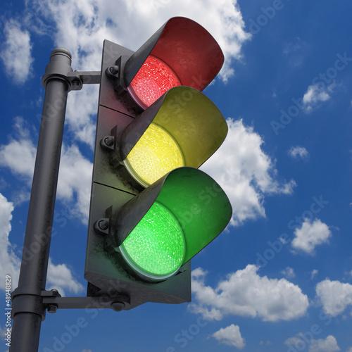 Traffic Light - 48948829