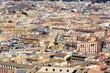 Rione Prati visto dalla Cupola di San Pietro