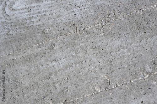 graue Betonmauer...; Stahlbeton