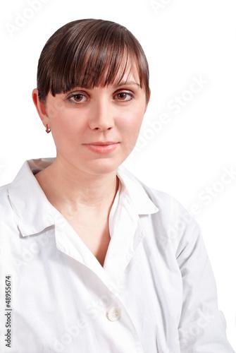 Woman nurse