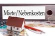 Aktenordner - Miete / Nebenkosten