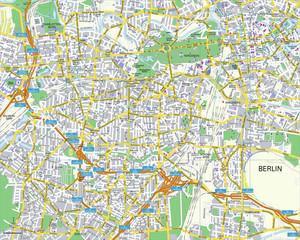 Citymap Berlin