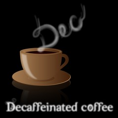 decaffeinated coffee_II