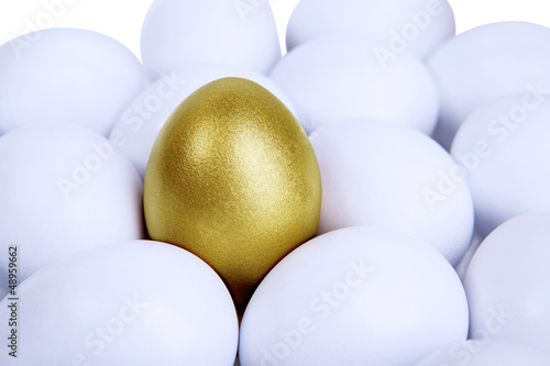 Outstanding golden egg