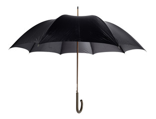 classic dark umbrella