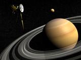 Fototapete Astronomy - Schwarz - 3D-Bilder
