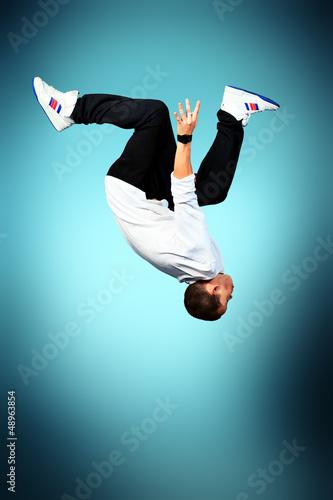 jump over head