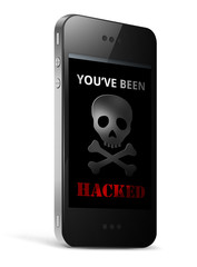Smartphone ••• You´ve been hacked