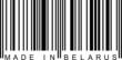 Barcode - Made in Belarus