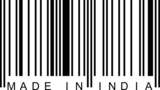 Barcode - Made in India