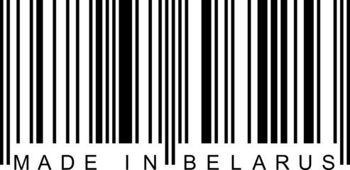 Barcode - Made in Belarus