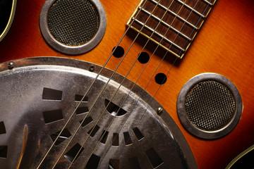 Vintage guitar