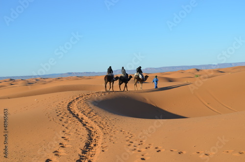 Fototapeten,morocco,karawane,metereologie,kamel