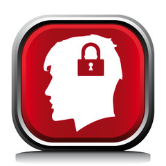 LOCK HEAD ICON