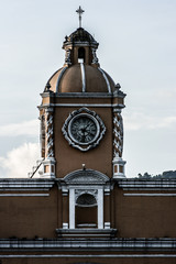 Typical architecture in Antigua Guatemala