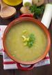 Zuppa di porri - Leek soup