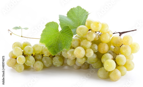 Bunch of grapes.