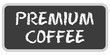 TF-Sticker eckig oc PREMIUM COFFEE