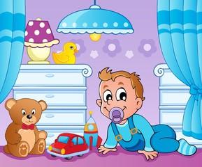 Baby room theme image 2