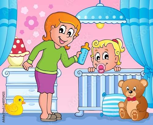 Baby room theme image 3