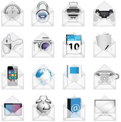 Icon Brief set