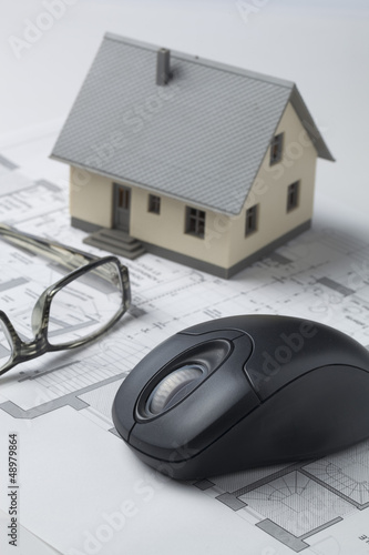 designing a new house with an Architect