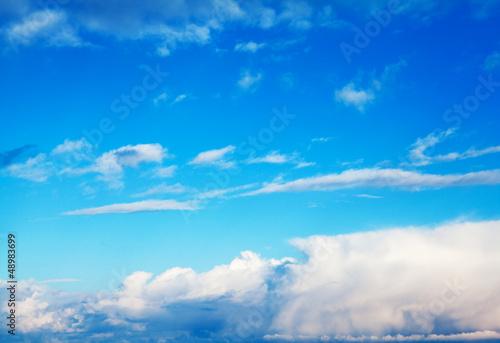 nice blue sky