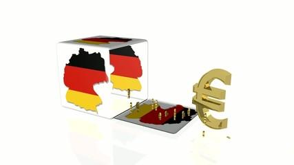 Euro aus der Zauberkiste